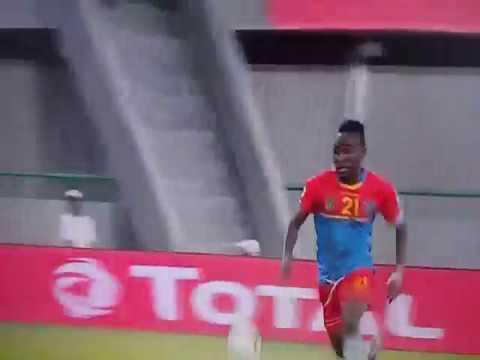 Ndombe Mubele Goal  Togo 1:2 Congo 24/01/2017 HD Cup of African Nations
