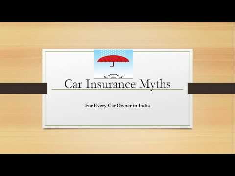 Car Insurance Myths. New Insurance or Renewals