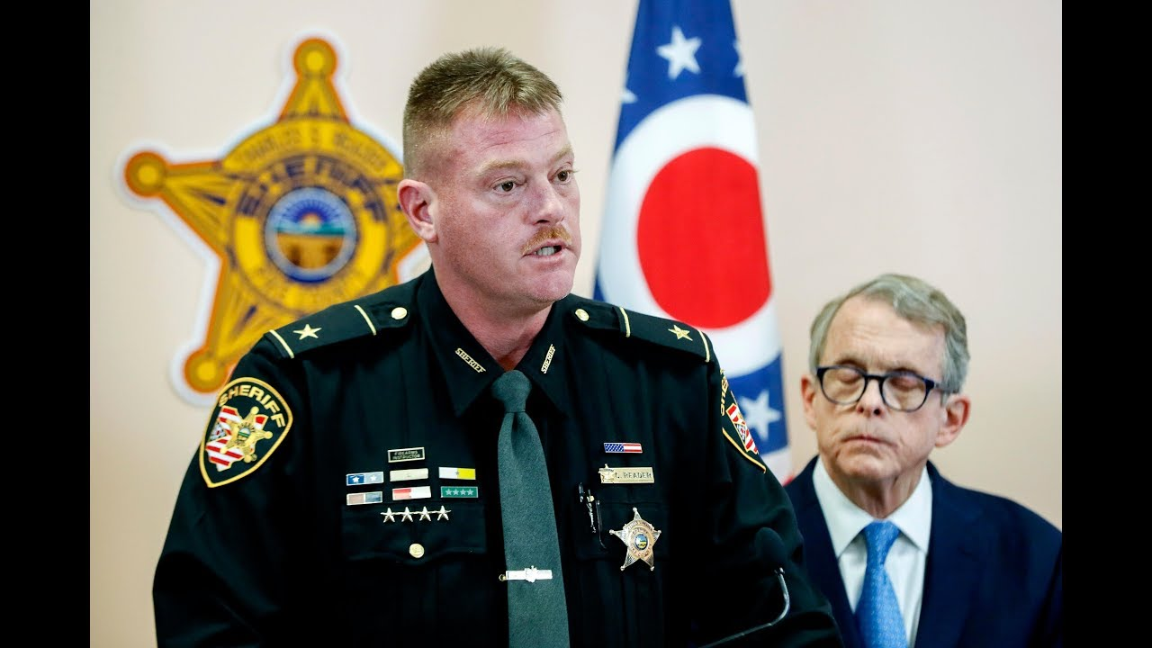 Pike County Sheriff indicted on theft, tampering with evidence charges