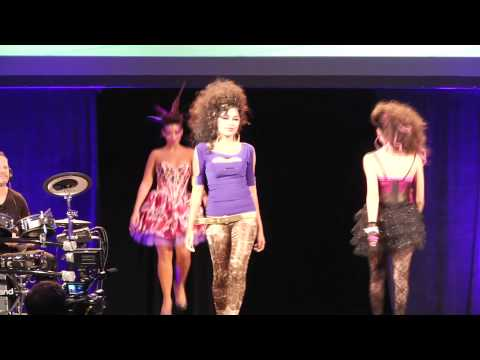 The Experience 2012 Opening Ceremony, Featuring Cosmetology Students Hair Show