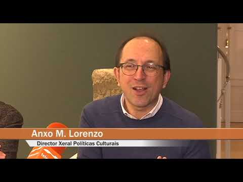 Presentación catálogo expo Santomé 11 12 19