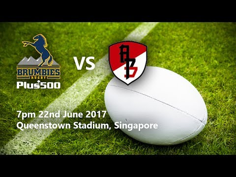 Asia Pacific Dragons vs Plus500 Brumbies  - LIVE (22/06/2017)