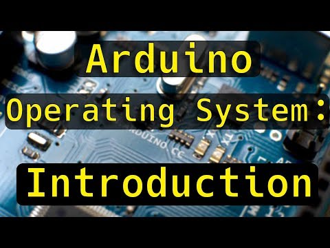Arduino Real Time OS: Getting Started (ChibiOS)