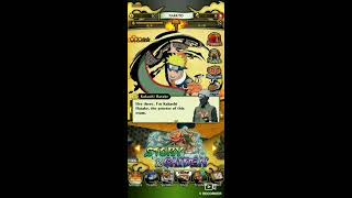 Mod apk ultimate ninja blazing