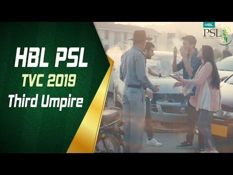 HBL PSL 2019 TVC | Third Umpire