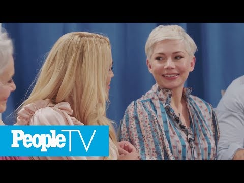 Busy Philipps Got Into A Bar Fight Defending Michelle Williams During 'Dawson's Creek'   PeopleTV
