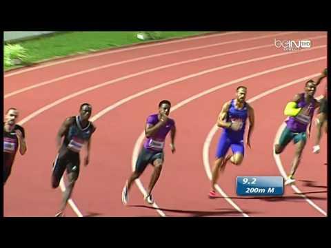 194 Ramil Guliyev 19 88s 200m NR   IAAF World Challenge Zagreb 2015