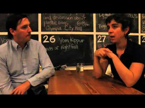 TCTV Spotlight Oly's Kitzels Jewish Deli an extended Youtube version with Justin Stang