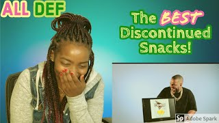 ALL DEF | BEST DISCONTINUED SNACKS | GREAT TASTE REACTION | Amazing Grace Daily