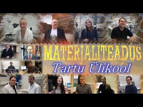 Materjaliteadus | Tartu Ülikool