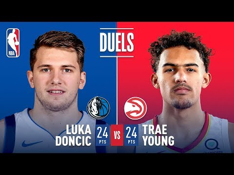 Luka Doncic and Trae Young Duel in Dallas! | December 12, 2018 thumbnail