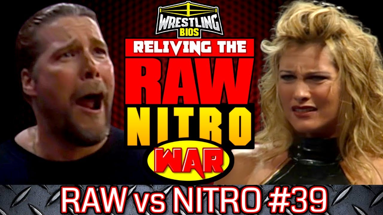 """Download Raw vs Nitro """"Reliving The War"""": Episode 39 - July 1st 1996"""