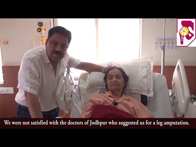Dr Pranav Shah | Patient Nirmala Gurnani   Testimonial
