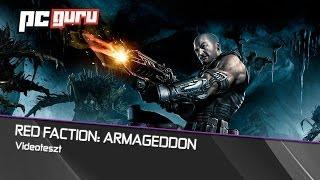Red Faction: Armageddon - Teszt / pcguru.hu