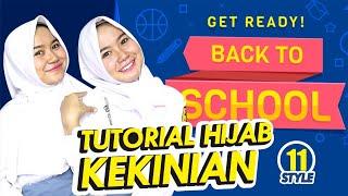 Tips dan Tutorial Hijab Pergi Ke Sekolah