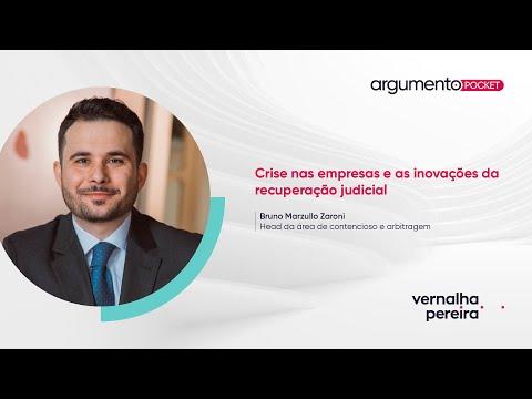 Crise nas empresas e as inovações da recuperação judicial | Argumento Pocket 27