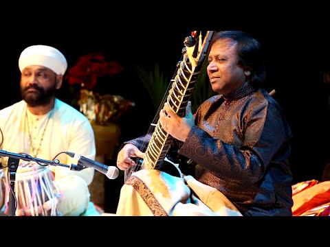 Ustad Shahid Parvez Khan (Sitar) at Sarb Akal 2016