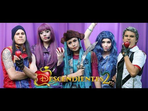 Show Infantil Descendientes 2 - Animania show