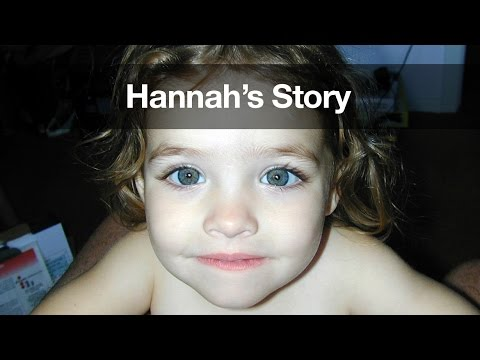 Reaching Out: Hannah's Story, the tragic story of abuse as told by Cook Children's. 1-800-4-A-CHILD