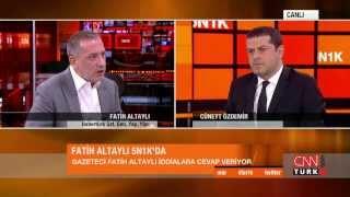 Fatih Altaylı ses kayıtlarına cevap verdi (5N1K)