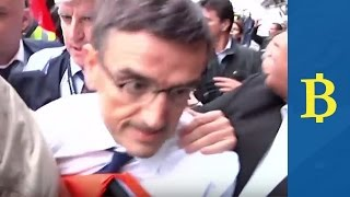 Scary Moments (NOT In Flight) For Air France Directors