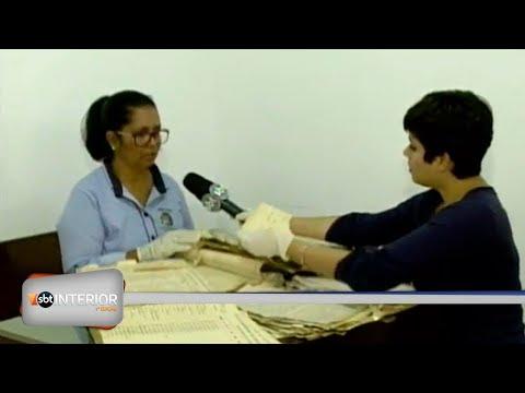 Documentos dos cemitérios de Araçatuba são digitalizados