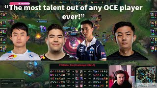 Midbeast On The Greatest OCE Player Of All Time!!