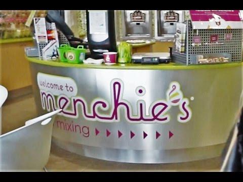 Menchie's frozen yogurt tour!! Day 453 (02/28/16)