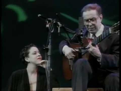 João Gilberto - Ronda - São Paulo - 1994