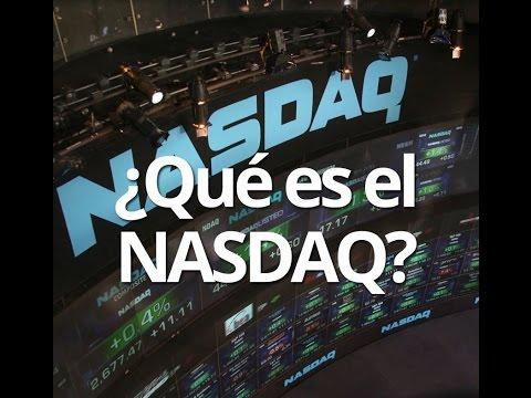 CULTURA BURSÁTIL | ¿Qué es el NASDAQ?