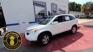 2010 Honda CRV EXL | For Sale Review @ Low Country Preowned | Mt. Pleasant, SC