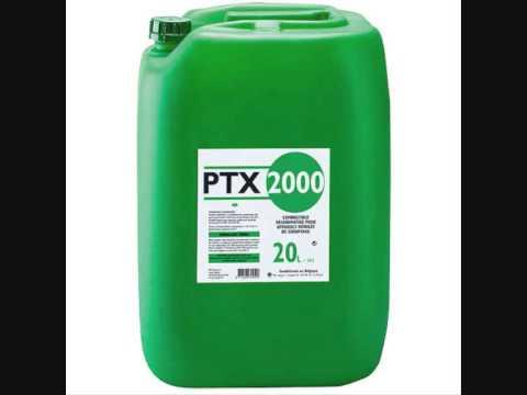 Ptx 2000 Aneurysm