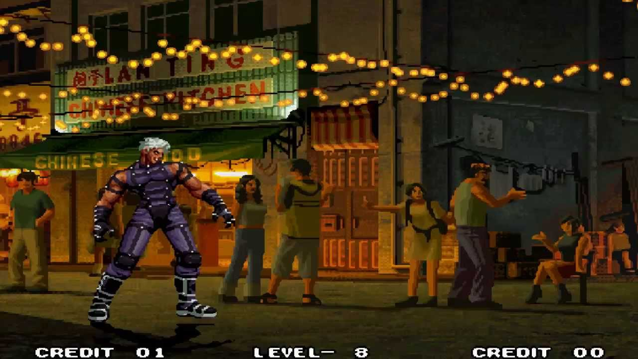 King Of Fighters 99 Play As Krizalid Hd Youtube