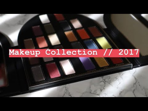 makeup collection 2017 // xbabybass