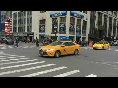 NYC New York City Travels Mars 2018