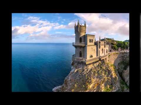 Замок Ласточкино гнездо - сокровище в Крыму
