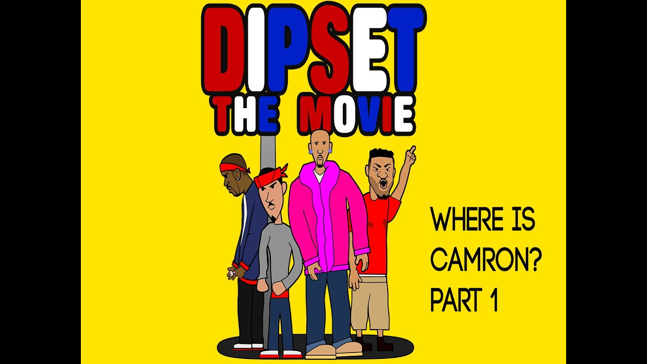 Dipset the Movie: Where is Camron Part 1