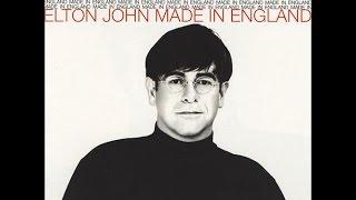 Elton John - Made in England (Junior's Sound Factory Mix) With Lyrics!