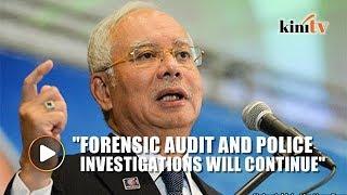 Najib: Investigations into Felda land transfer will continue