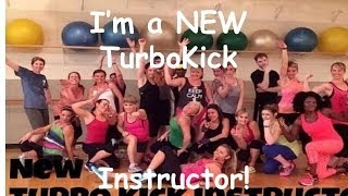 I'm A Turbo Kick Instructor-- My Journey!! Thumbnail