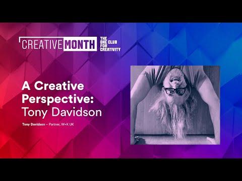 A Creative Perspective | Tony Davidson