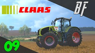 Farming Simulator 15   Présentation Claas Axion 950 V1.0.1
