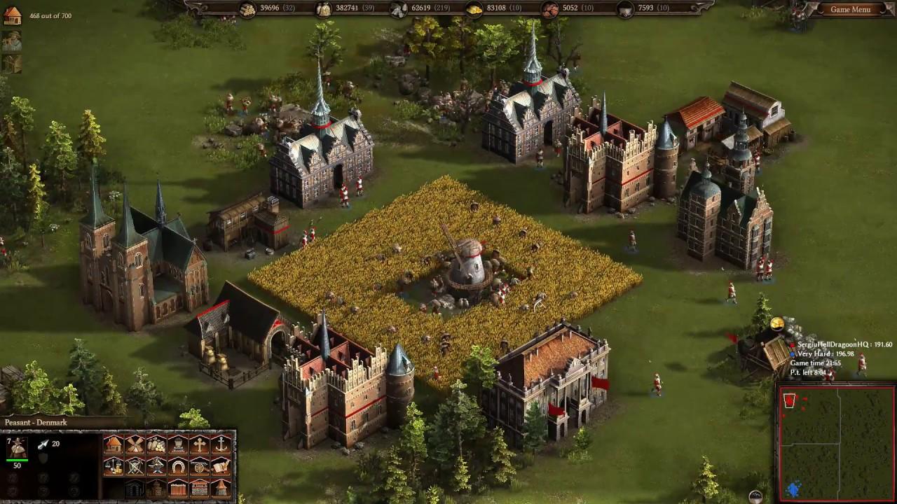 Cossacks  Buildings