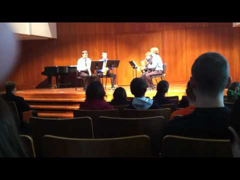 JeanJean Mvt. IV- Tangent Quartet