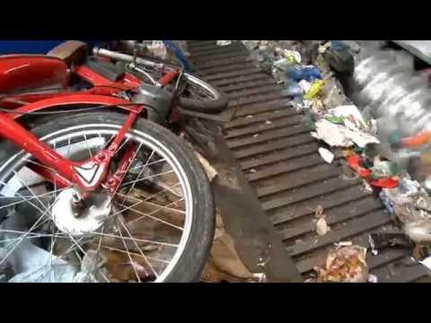 BMH Technology - linia rozdrabniająca odpady
