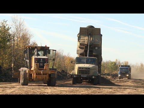 Новая дорога втрое сократит путь от Алексеевки до Урюпинска