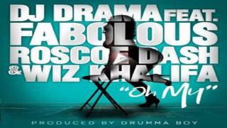DJ Drama - Oh My (Instrumental)