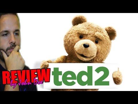 Ted 2 - CRÍTICA - REVIEW - HD - Seth Mcfarlane - Mark Whalberg