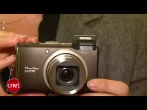 Canon PowerShot SX200 Review
