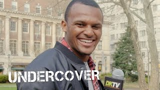Deshaun Watson Interviews Fans About Deshaun Watson | Undercover by : DraftKings